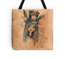 Alice Bonkers Tote Bag