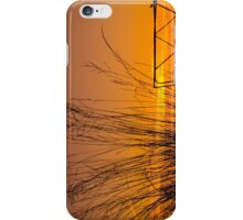 Sunset in Simplicity iPhone Case/Skin