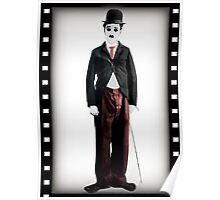 ๑۩۞۩๑  MY DOLL CHARLIE CHAPLIN-PILLOW-TOTE BAG- PICTURE-CARD- ECT.  ๑۩۞۩๑ Poster