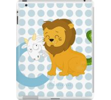 c for chimera iPad Case/Skin