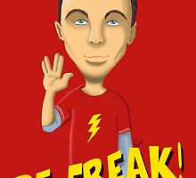 Be freak! by anapeig