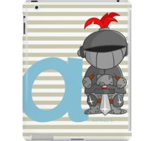A for armor iPad Case/Skin