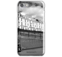 Hotel on the front iPhone Case/Skin