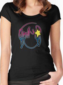 Ramona Stars 2 Women's Fitted Scoop T-Shirt