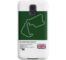 Silverstone Circuit - v2 Samsung Galaxy Case/Skin