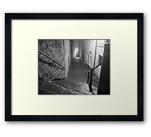 Night On The Northside Framed Print