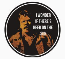 Zap Rowsdower - BEER QUOTE One Piece - Short Sleeve