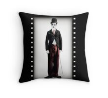 ๑۩۞۩๑  MY DOLL CHARLIE CHAPLIN-PILLOW-TOTE BAG- PICTURE-CARD- ECT.  ๑۩۞۩๑ Throw Pillow