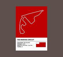 Yas Marina Circuit - v2 Unisex T-Shirt