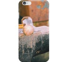 On The Anvil iPhone Case/Skin
