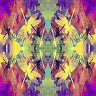 Dragonflies Patterns A by Vitta