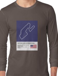 Watkins Glen International - v2 Long Sleeve T-Shirt