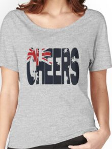 Australia cheers Women's Relaxed Fit T-Shirt