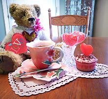 """Tea For My Sweetheart"" by franticflagwave"