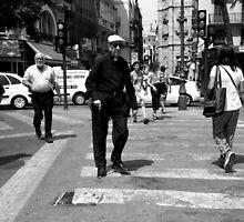 Crossing by Berns
