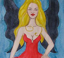 Dark Wings by LindieRacz