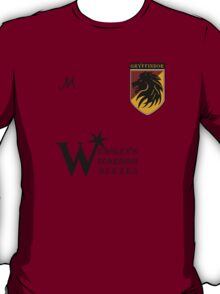 Gryffindor Quidditch Club Kit Home T-Shirt