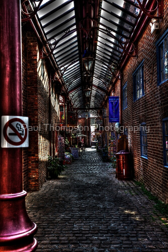 No Smoking by Paul Thompson Photography