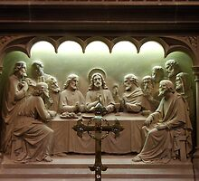 The Last Supper by Dave Godden