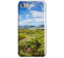The Feeling Of Peace iPhone Case/Skin