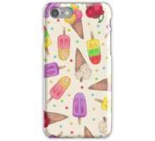 I scream for Icecream! Reprise iPhone Case/Skin