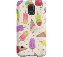 I scream for Icecream! Reprise Samsung Galaxy Case/Skin