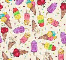 I scream for Icecream! Reprise by Emma Hampton