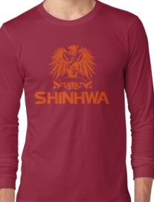 Kpop - Shinhwa Shirt (Orange) T-Shirt