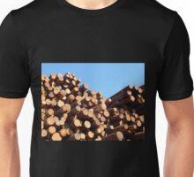 Stack of Pine Unisex T-Shirt