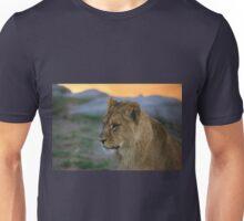 African Lion Cub Unisex T-Shirt