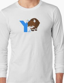 y for yak Long Sleeve T-Shirt