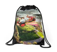 Chitty Chitty Bang Bang Drawstring Bag