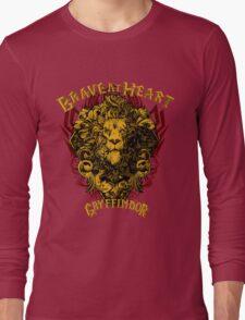 Brave at Heart Long Sleeve T-Shirt