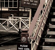Ramsbottom Station by KatyHalema