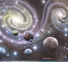 Multiverse 16 by Sam DelRussi