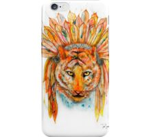 Chief Cat iPhone Case/Skin