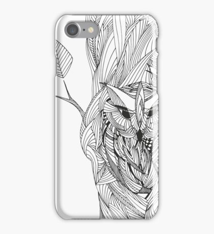 Don't Leave Me iPhone Case/Skin