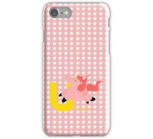 u for unicorn iPhone Case/Skin