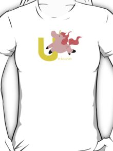 u for unicorn T-Shirt