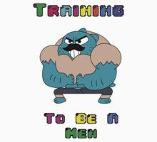Training To Be A Men  T-Shirt