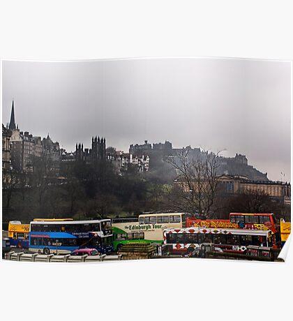 Pick  A Tour Bus? Poster