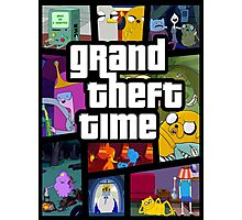 Grand Theft Time Photographic Print