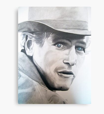 Butch Cassidy- Paul Newman Canvas Print