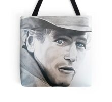 Butch Cassidy- Paul Newman Tote Bag