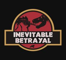 Jurassic Betrayal One Piece - Short Sleeve
