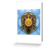 Western World Greeting Card