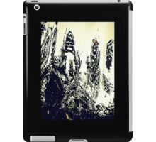 Monster At The Computer iPad Case/Skin