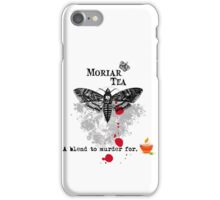 Moriar Tea 5 iPhone Case/Skin
