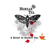 Moriar Tea 5 Photographic Print