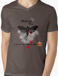 Moriar Tea 5 Mens V-Neck T-Shirt